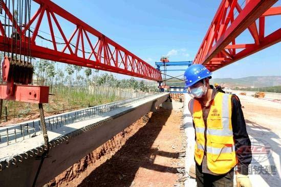 全国在建最大高速公路枢纽立交首