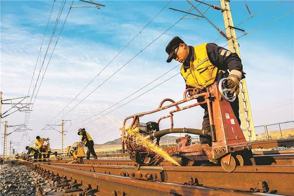 提升线路设备质量确保运输安全