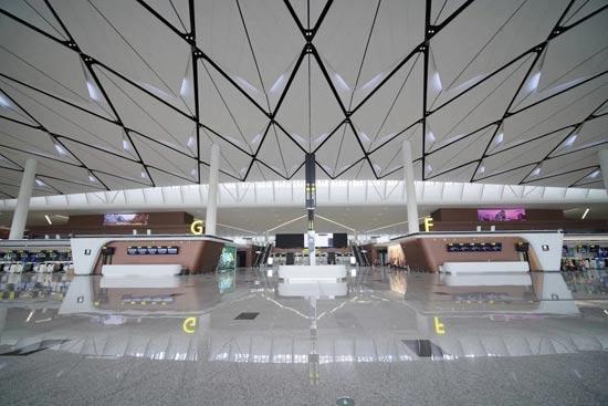 ABB技术支持成都天府国际机场提升