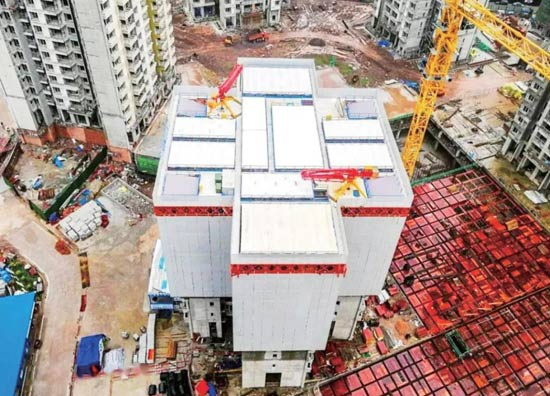 智能建造 ▎以新型建造方式支撑中国建造