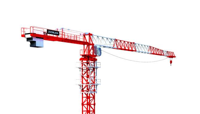 • TCT7527-20(CE)性能参数:性能参数及技术指标国内领先,达到当今国际先进水平。   a、最大臂长75m;臂长组合每5米递减,最小臂长40米;   b、最大起重量20t;   c、臂尖最大吊重2.7t;   d、最大起重力矩:3500 KN.m;   e、塔身采用2.2m×2.2m×3.