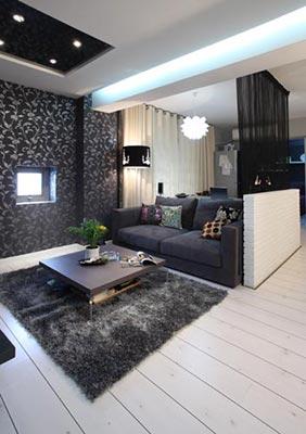 轻装修重装饰 追求品质的家居生活