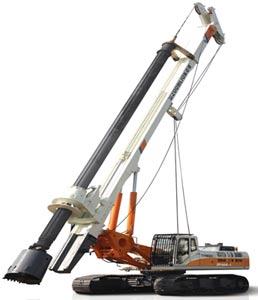 中联ZR360A_ZR系列旋挖钻机