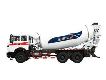 柳工YZH5310GJB-混凝土搅拌运输车