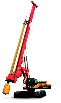 SR系列旋挖钻机  - SR280R