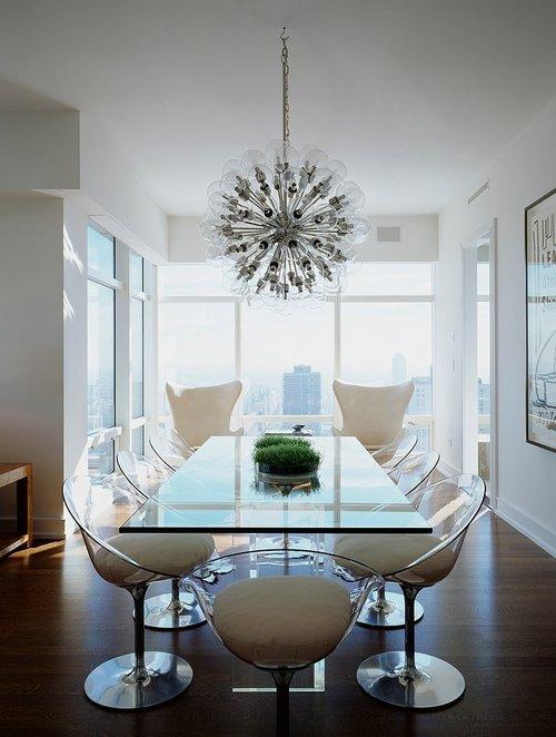 赏纽约由卡拉室内设计 明亮的现代居室