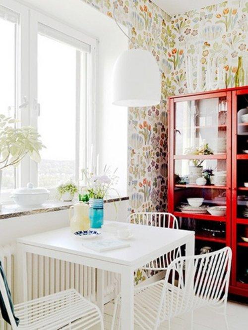 浪漫的家居设计 清新风小资情调三居室