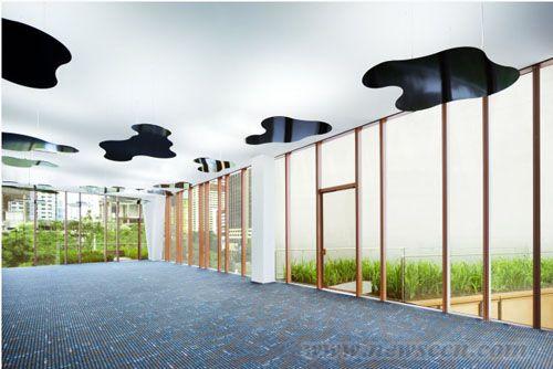 新加坡垂直绿化建筑设计