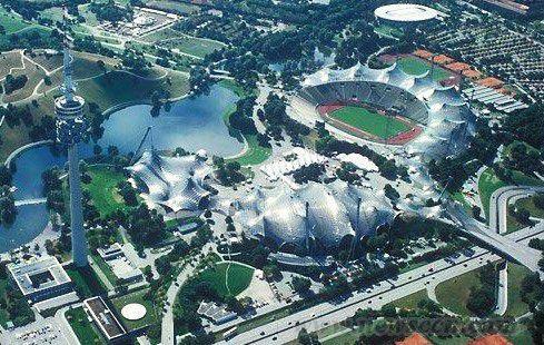 德国慕尼黑奥体公园