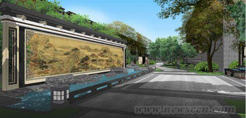 泰禾:北京院子景观设计