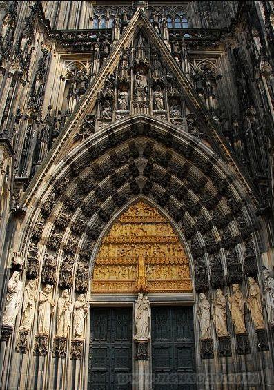 科隆大教堂:德国最大的教堂