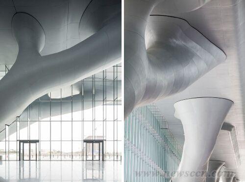 矶崎新:卡塔尔国家会议中心