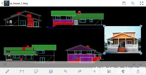 移动CAD 中望CAD Touch安卓最新版亮点功能体验