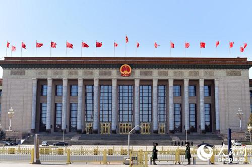 2015全国两会:北京进入两会模式