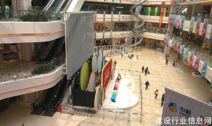 房山最大的综合商场——暨中粮万科半岛广场正式运营